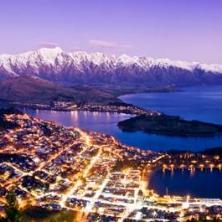 เมืองที่น่าสนใจในนิวซีแลนด์