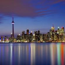 Destino de estudo: Toronto