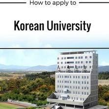 การสมัครเรียนต่อที่เกาหลีใต้