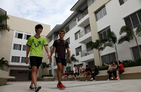 Sunway university college jb malaysia law bih jin expose bra - 1 10